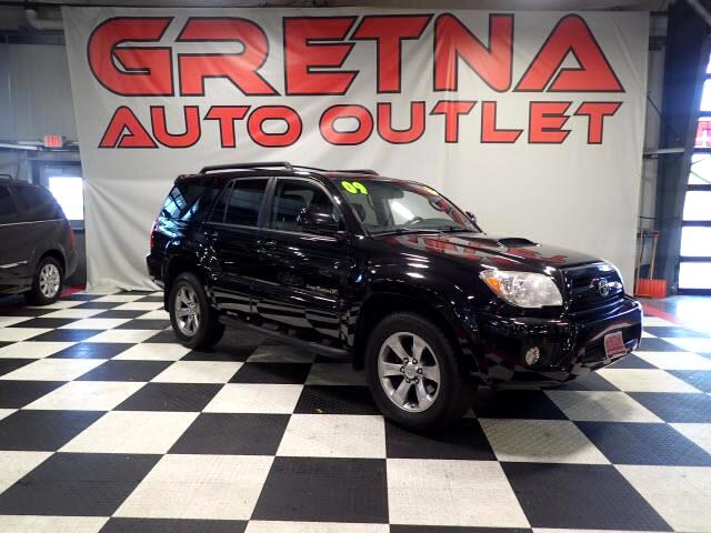 2009 Toyota 4Runner AUTO 4.0L V6 SUV 4X4! MOONROOF! ONLY 115K MILES!
