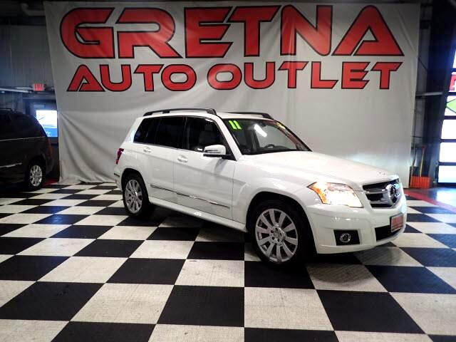 2011 Mercedes-Benz GLK-Class GLK350 4MATIC AWD AUTO V6 FULLY LOADED ONLY 91K!