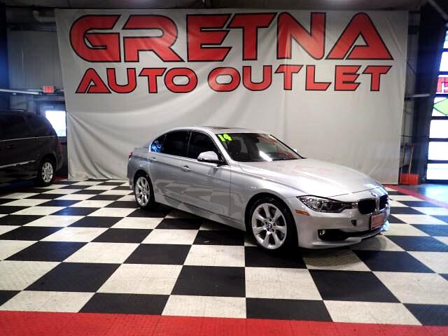 2014 BMW 3-Series ActiveHybrid AUTO V6! LOW MIILES ONLY 53K! LOADED