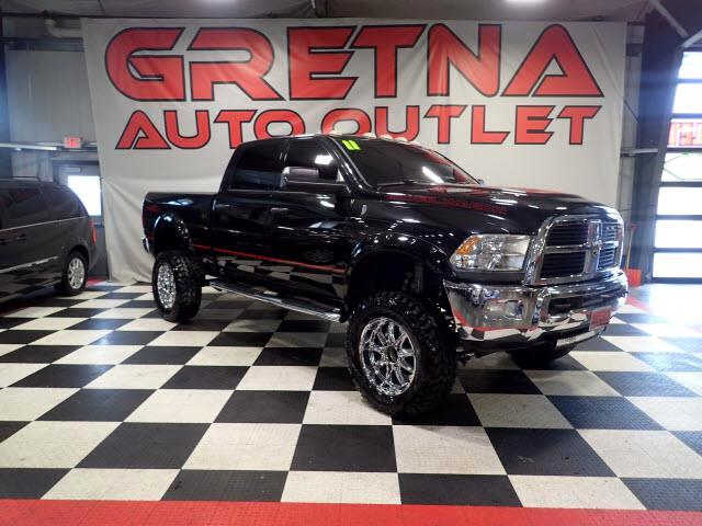 2011 RAM 2500 LIFTED UP POWER WAGON CREW 4X4 5.7L V8 97K MILES!