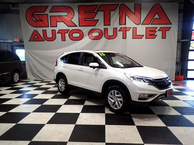 2015 Honda CR-V 1 OWNER EX AWD HEATED SEATS! MOONROOF! ONLY 68K!