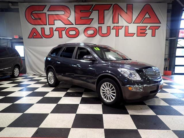 2012 Buick Enclave AUTO 3.6L V6 AWD SUV LEATHER FULLY LOADED 102K!