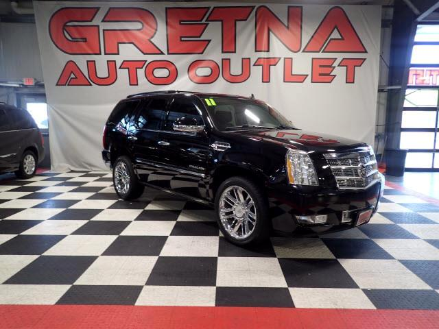 2011 Cadillac Escalade PLATINUM AWD ABSOLUTELY EVERY OPTION AVAILABLE!