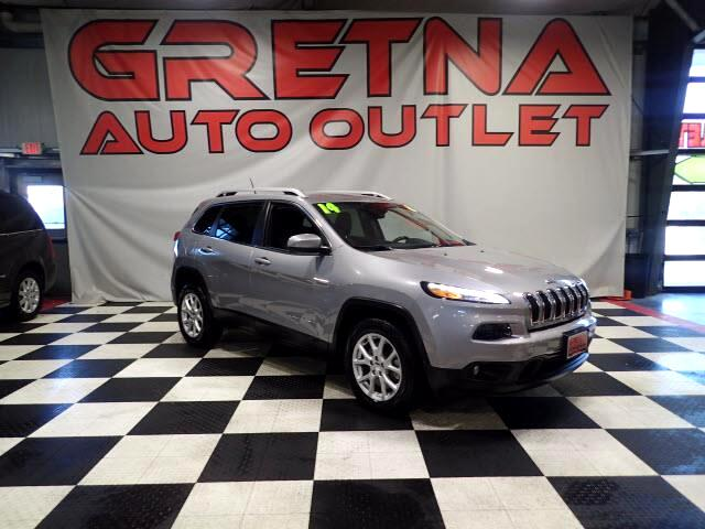 2014 Jeep Cherokee LATITUDE FWD SUV! ONLY 77K MILES! FULLY LOADED!
