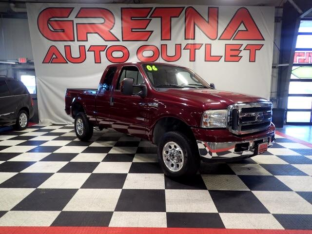2006 Ford F-250 SD Supercab 142