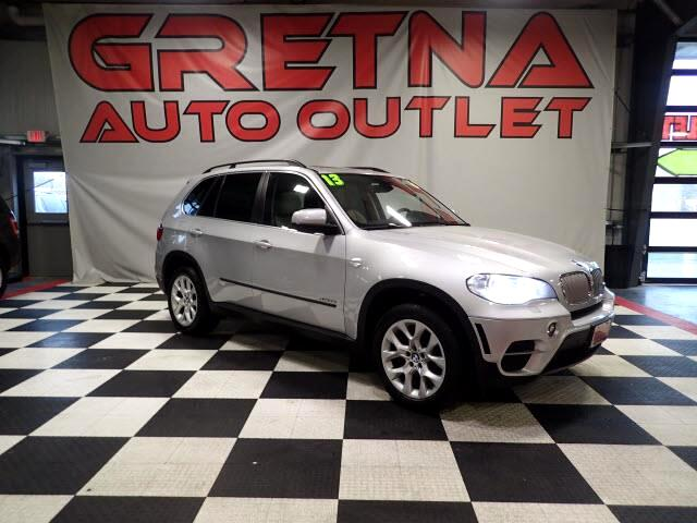 2013 BMW X5 xDrive35i LOW MILES! ONLY 74K! MOONROOF! LEATHER!