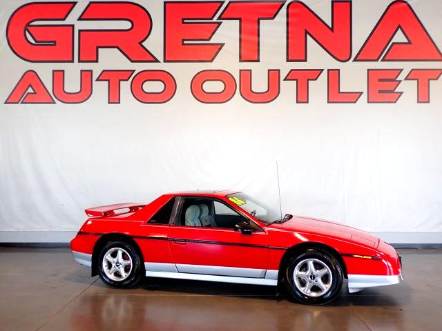 Pontiac Fiero  1986