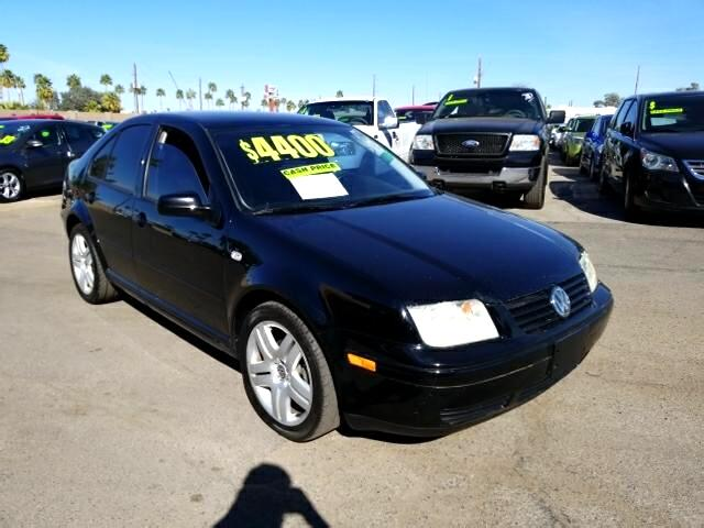 Used 2002 Volkswagen Jetta GL 2.0 for Sale in Phoenix AZ 85301 New Deal Pre-Owned Autos