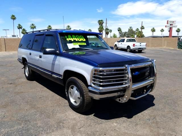 1996 Chevrolet Suburban K1500 4WD
