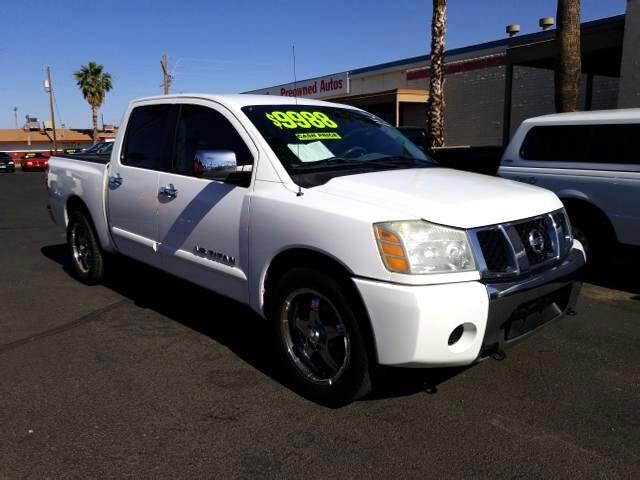 2005 Nissan Titan XE Crew Cab 2WD
