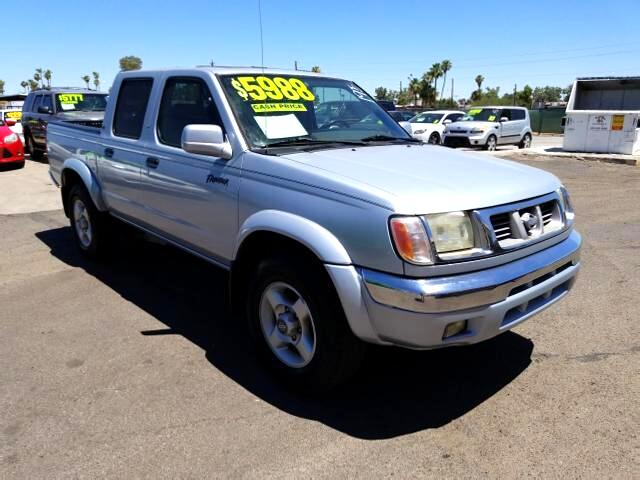 2000 Nissan Frontier XE Crew Cab 2WD
