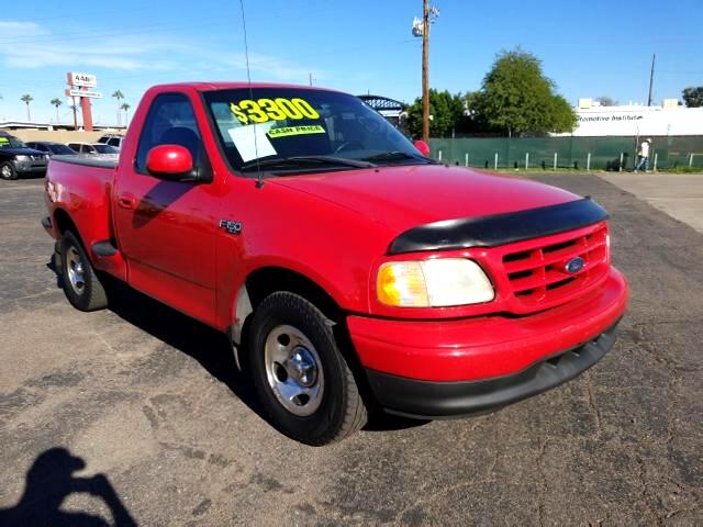 2002 Ford F-150 XL Flareside 2WD