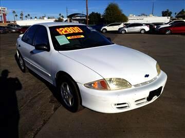 2000 Chevrolet Cavalier