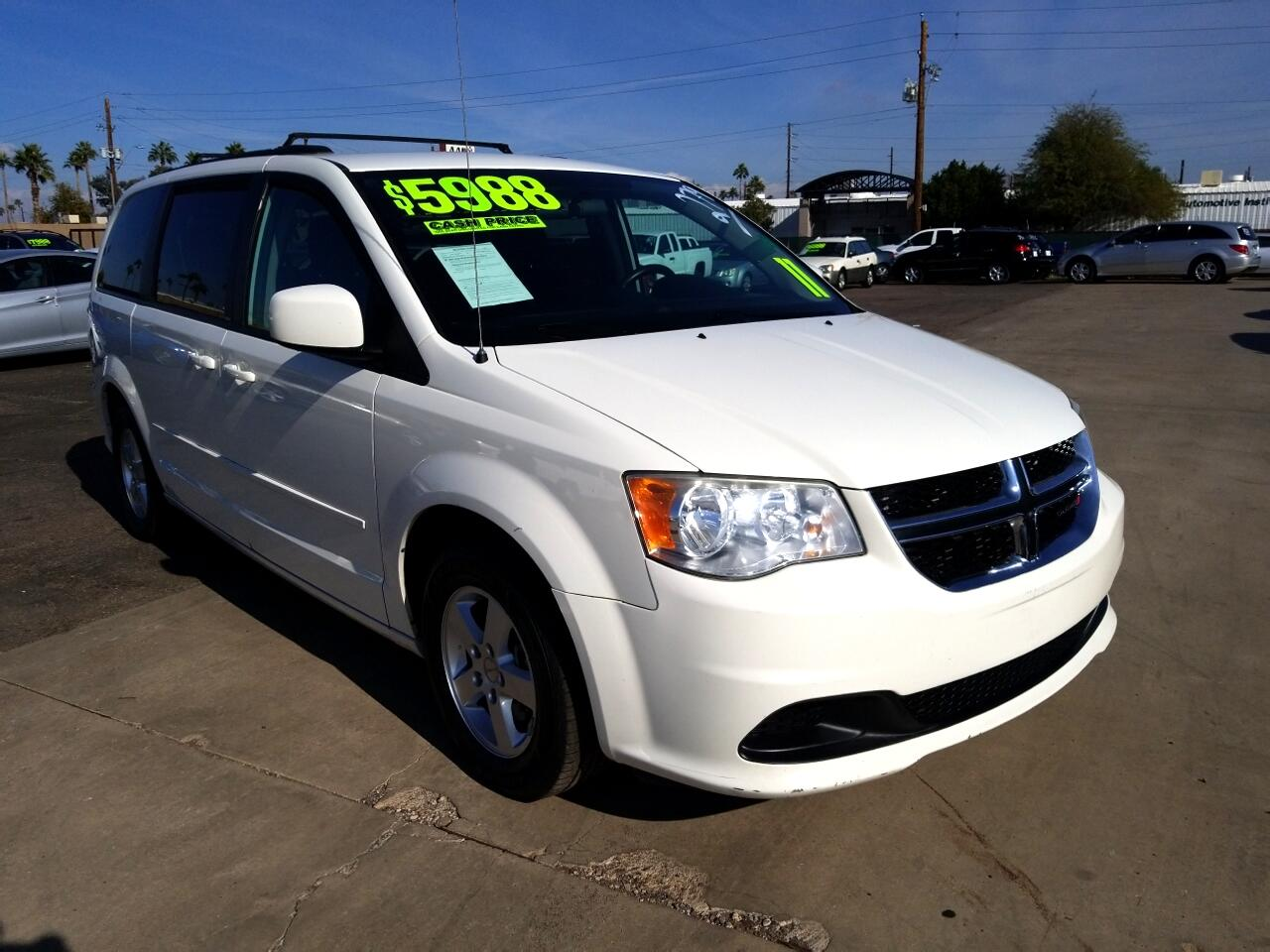used 2011 dodge grand caravan mainstreet for sale in phoenix az 85301 new deal pre owned autos. Black Bedroom Furniture Sets. Home Design Ideas