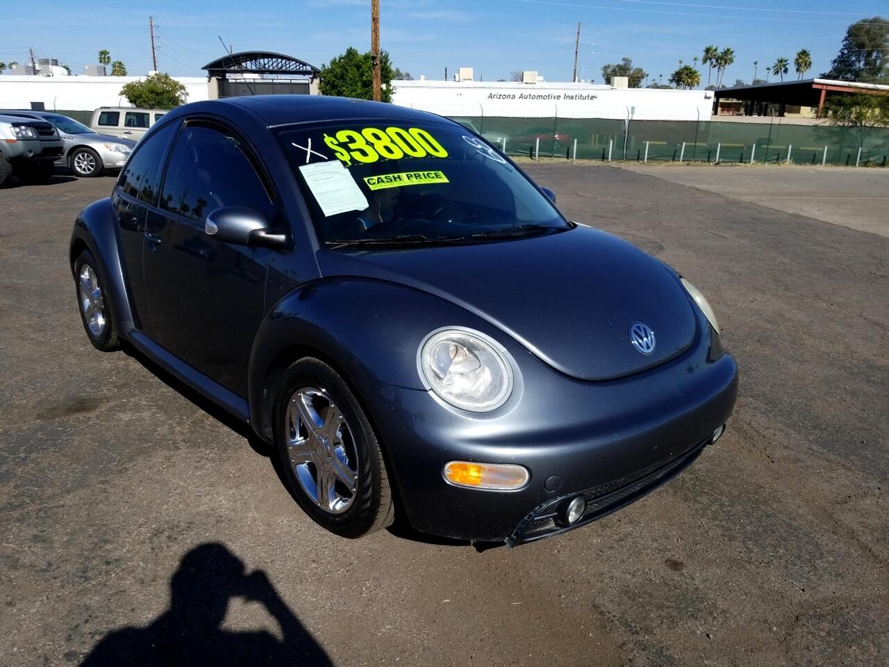 2003 Volkswagen New Beetle GLS 1.9L TDI