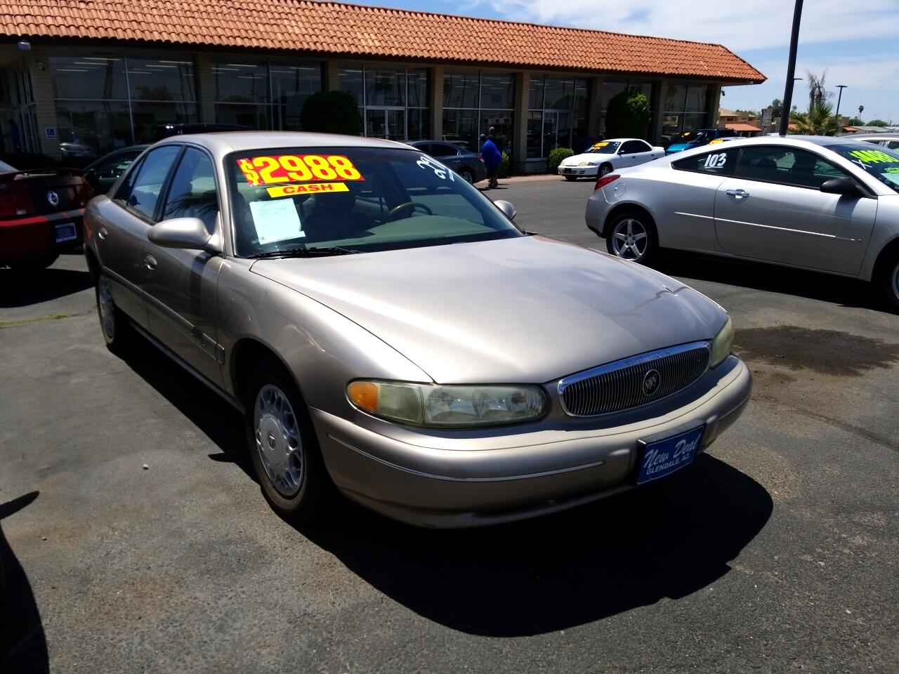 1998 Buick Century Limited
