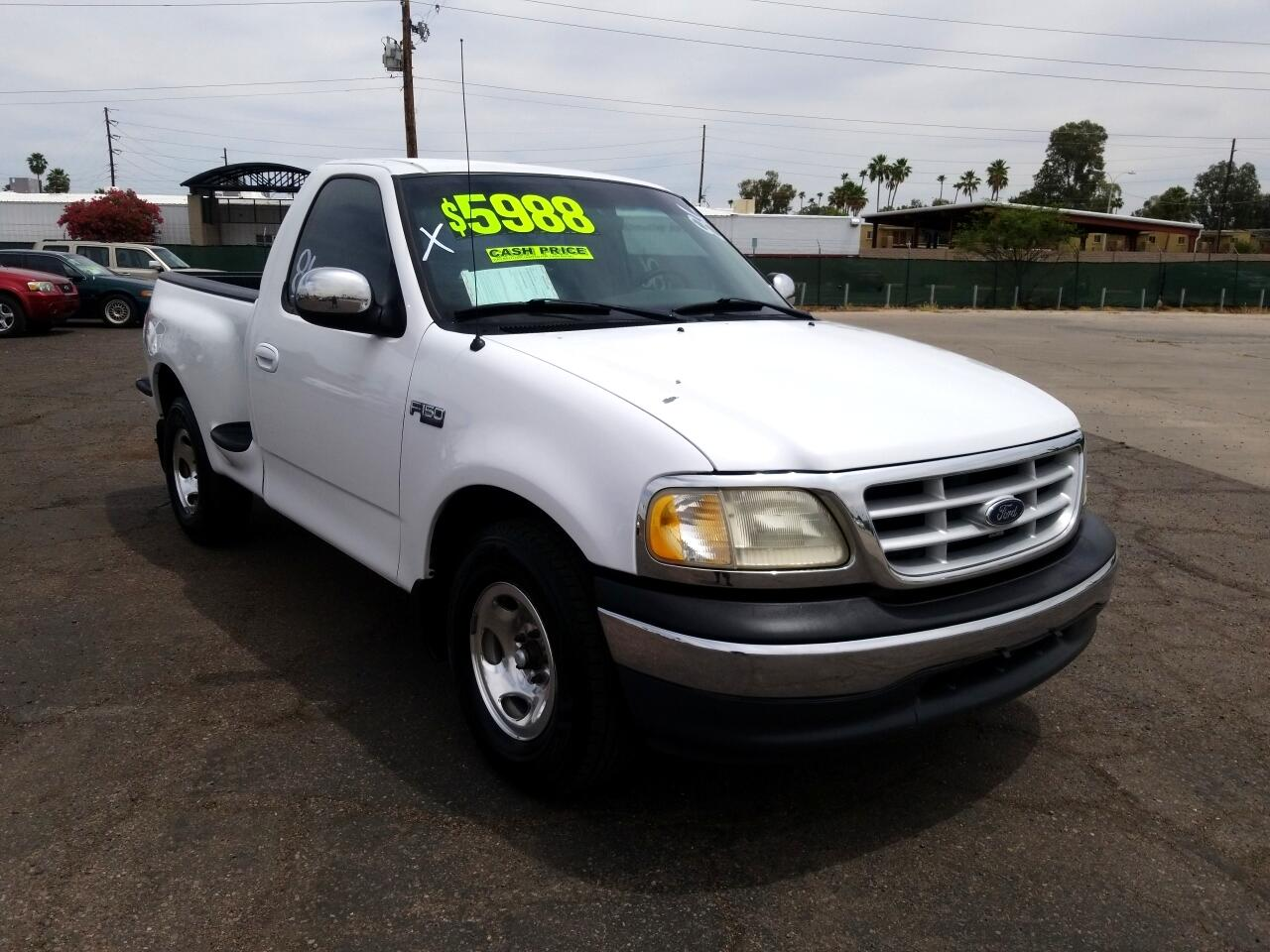 1999 Ford F-150 XL Reg. Cab Flareside 2WD