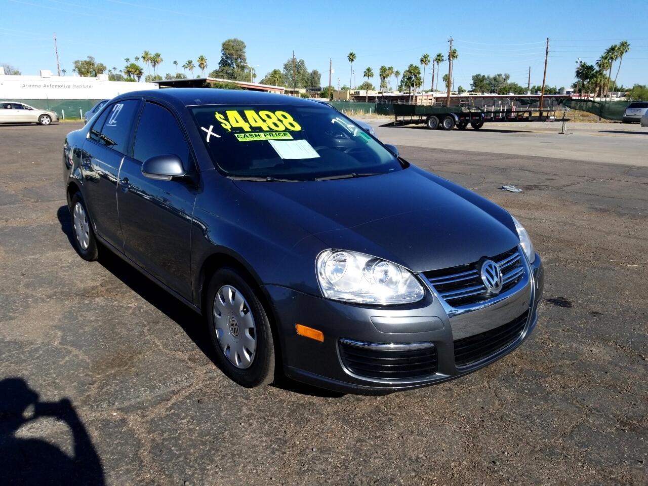 2006 Volkswagen Jetta Value Edition 2.5L