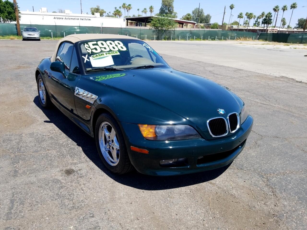 1997 BMW Z3 1.9