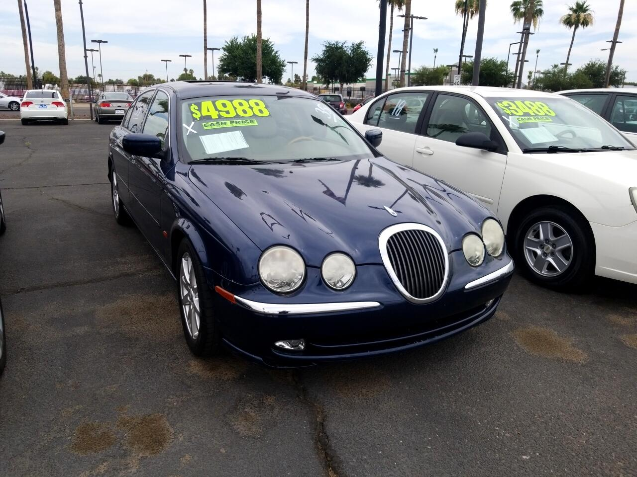 2000 Jaguar S-Type 4.0