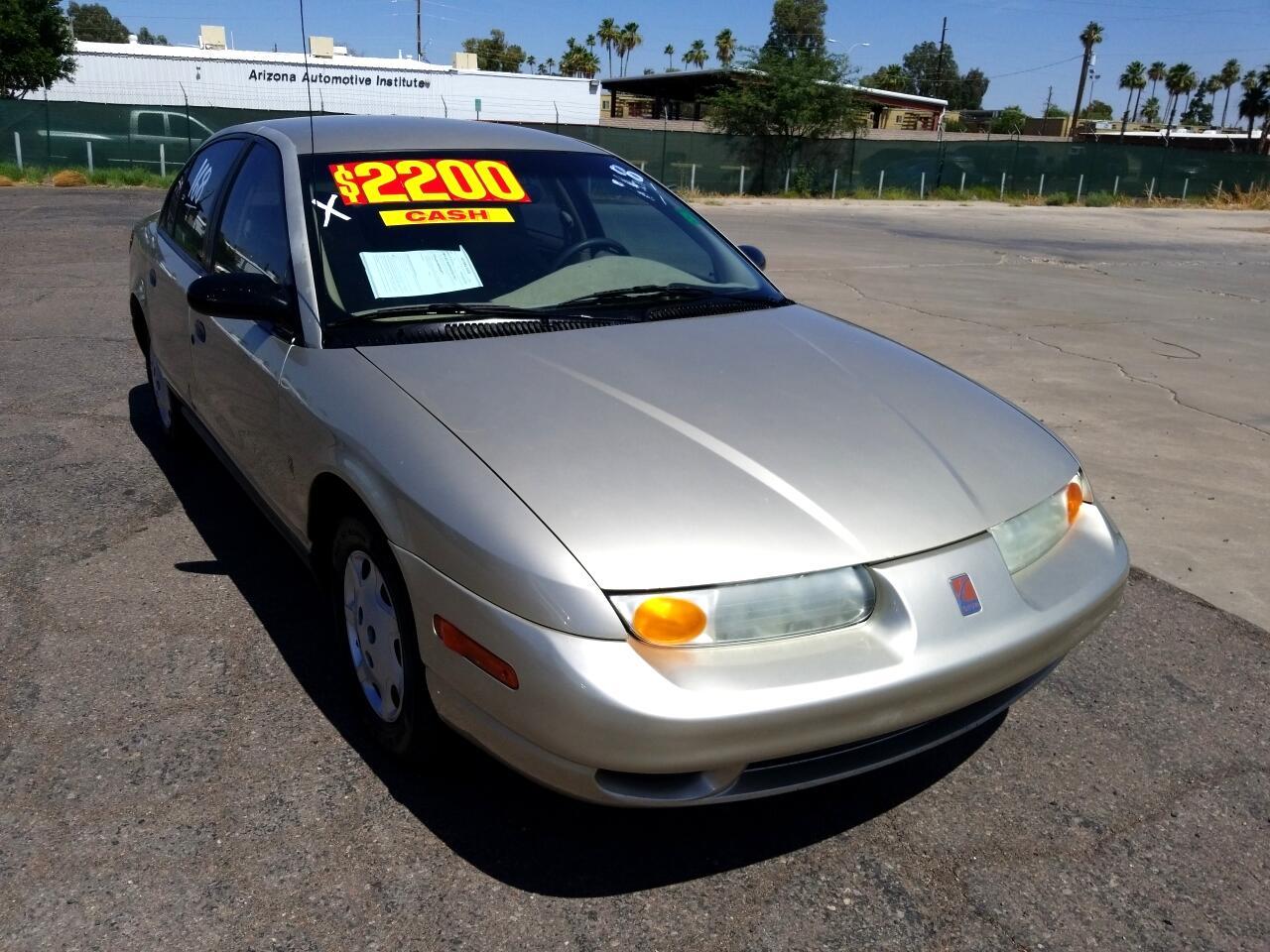 2002 Saturn SL SL1