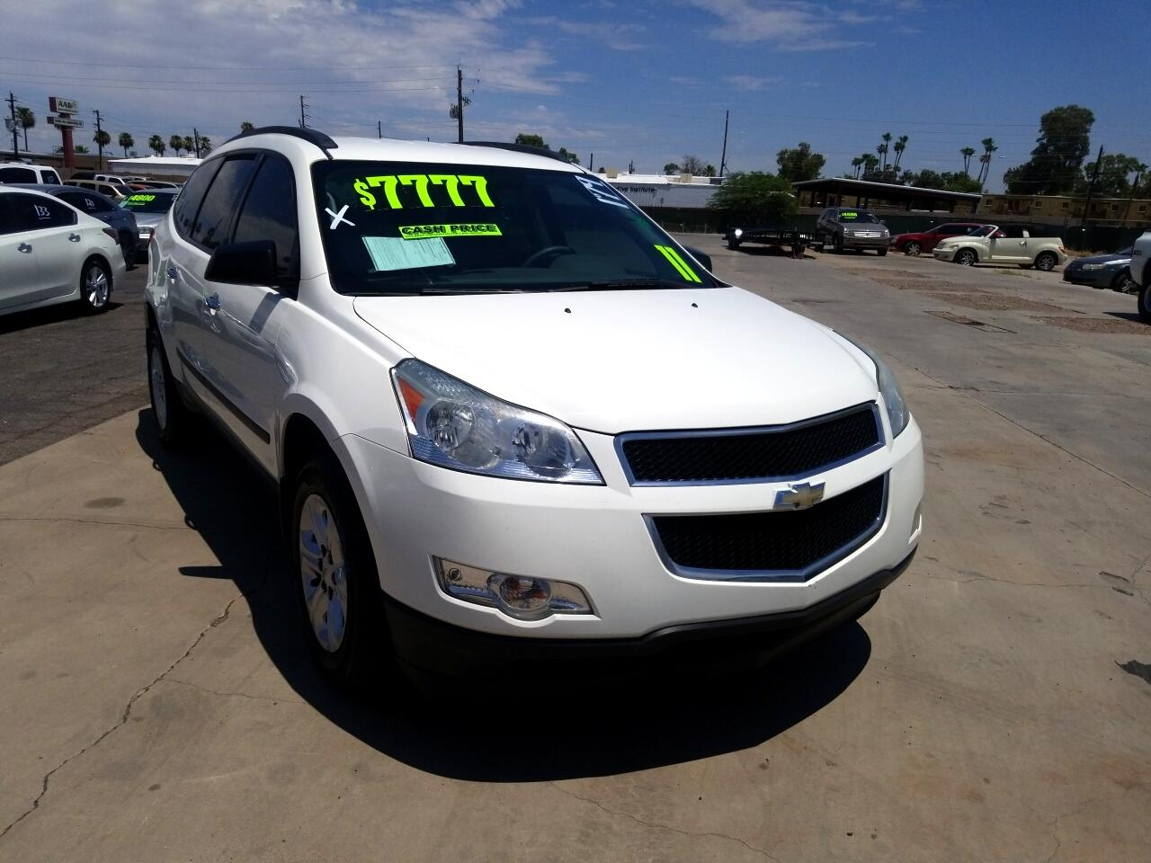 2011 Chevrolet Traverse LS FWD