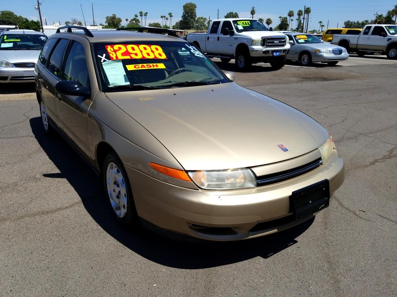 2001 Saturn LW LW1