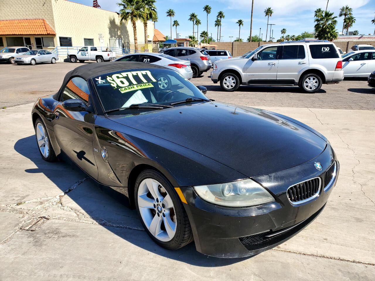 BMW Z4 Roadster 3.0i 2006
