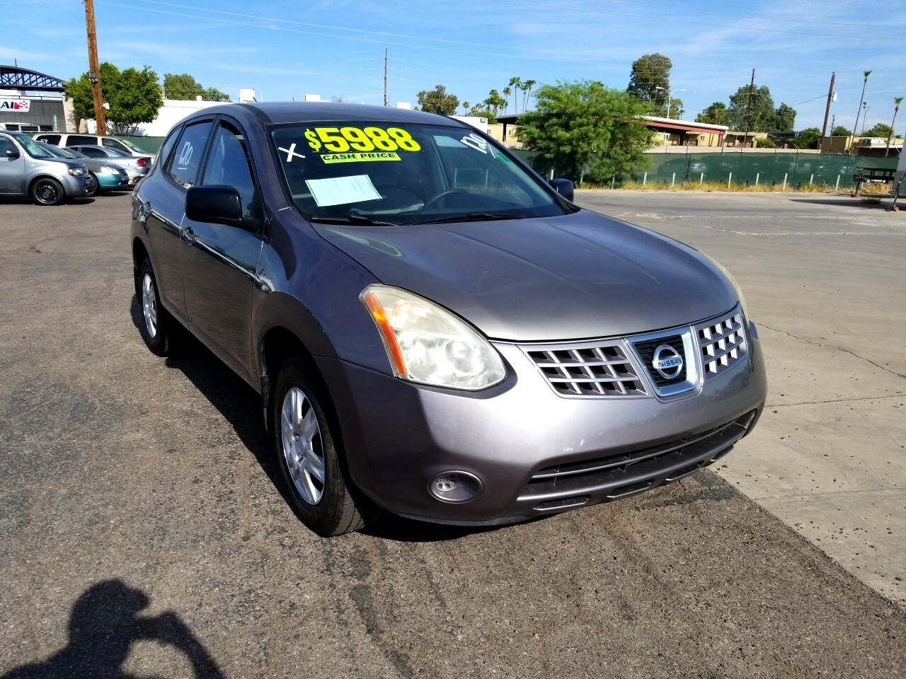 Nissan Rogue S 2WD 2008