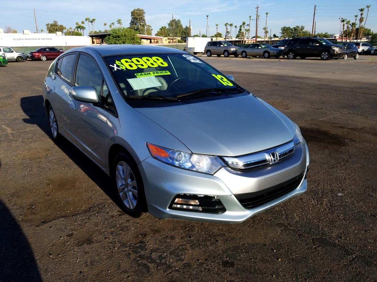 Honda Insight EX with Navigation 2012