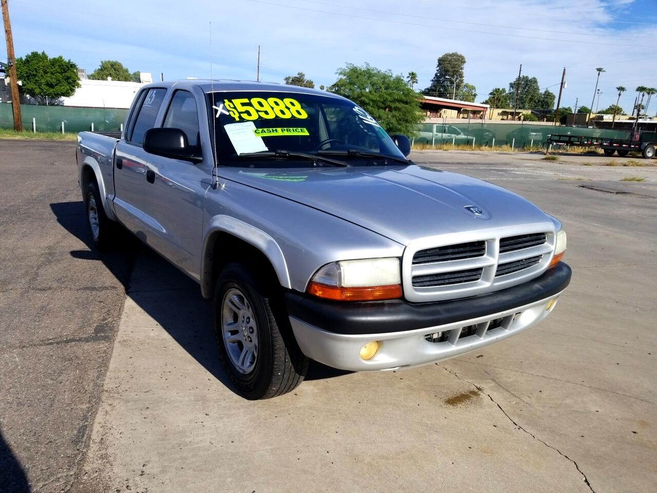 Dodge Dakota Sport Quad Cab 2WD 2003