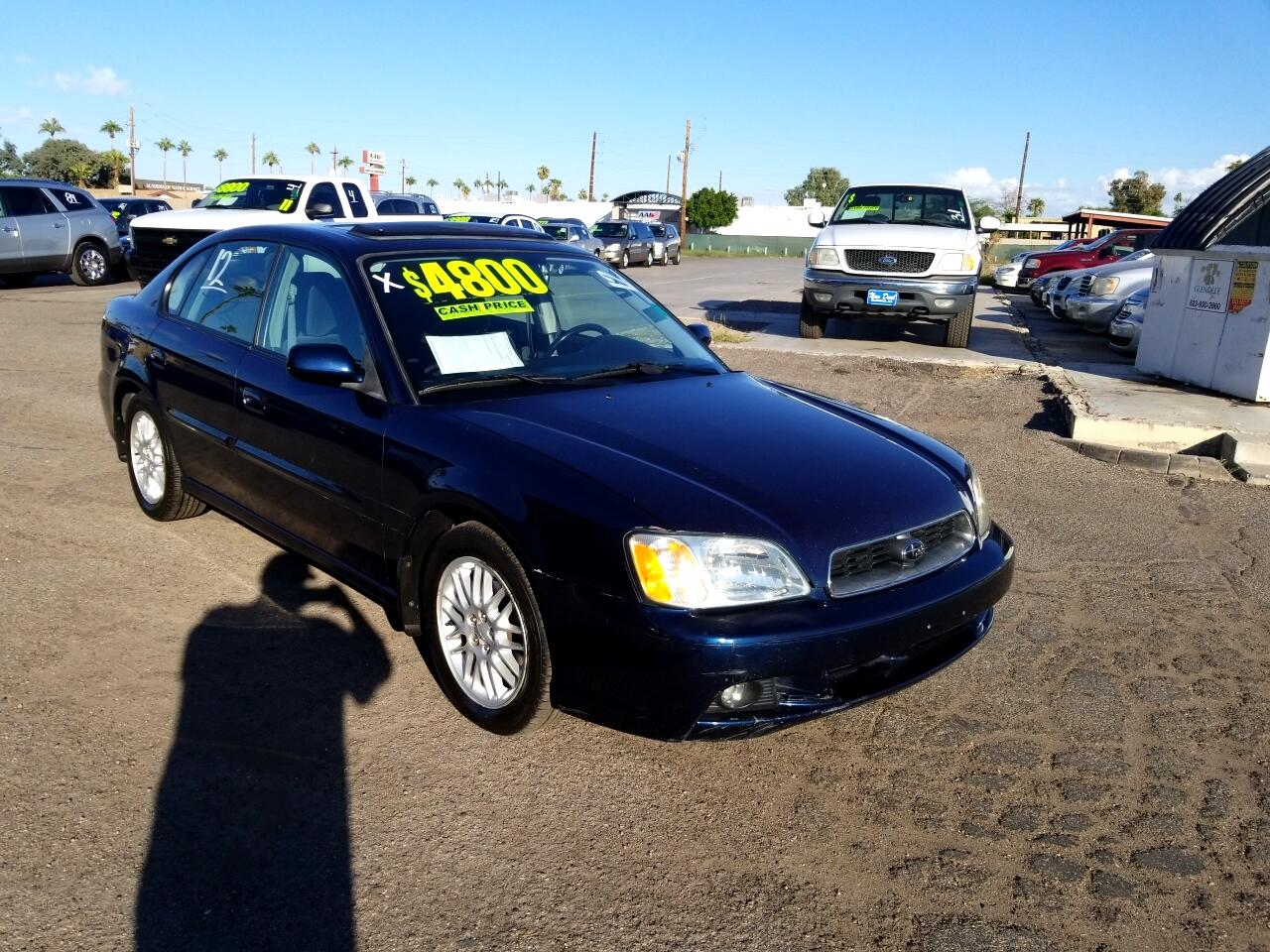 Subaru Legacy L 2003
