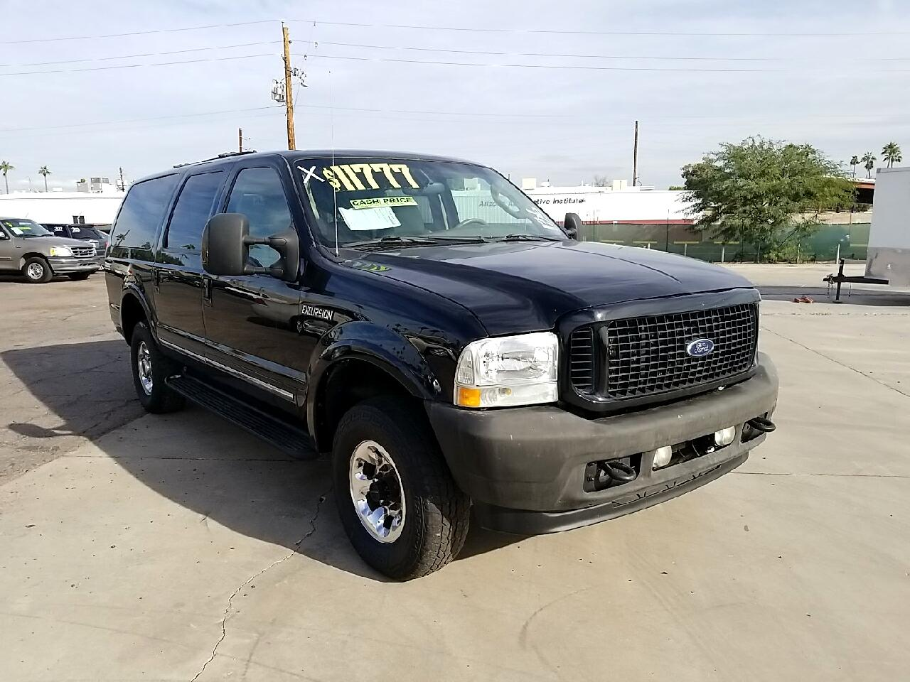 Ford Excursion Limited 6.8L 4WD 2004