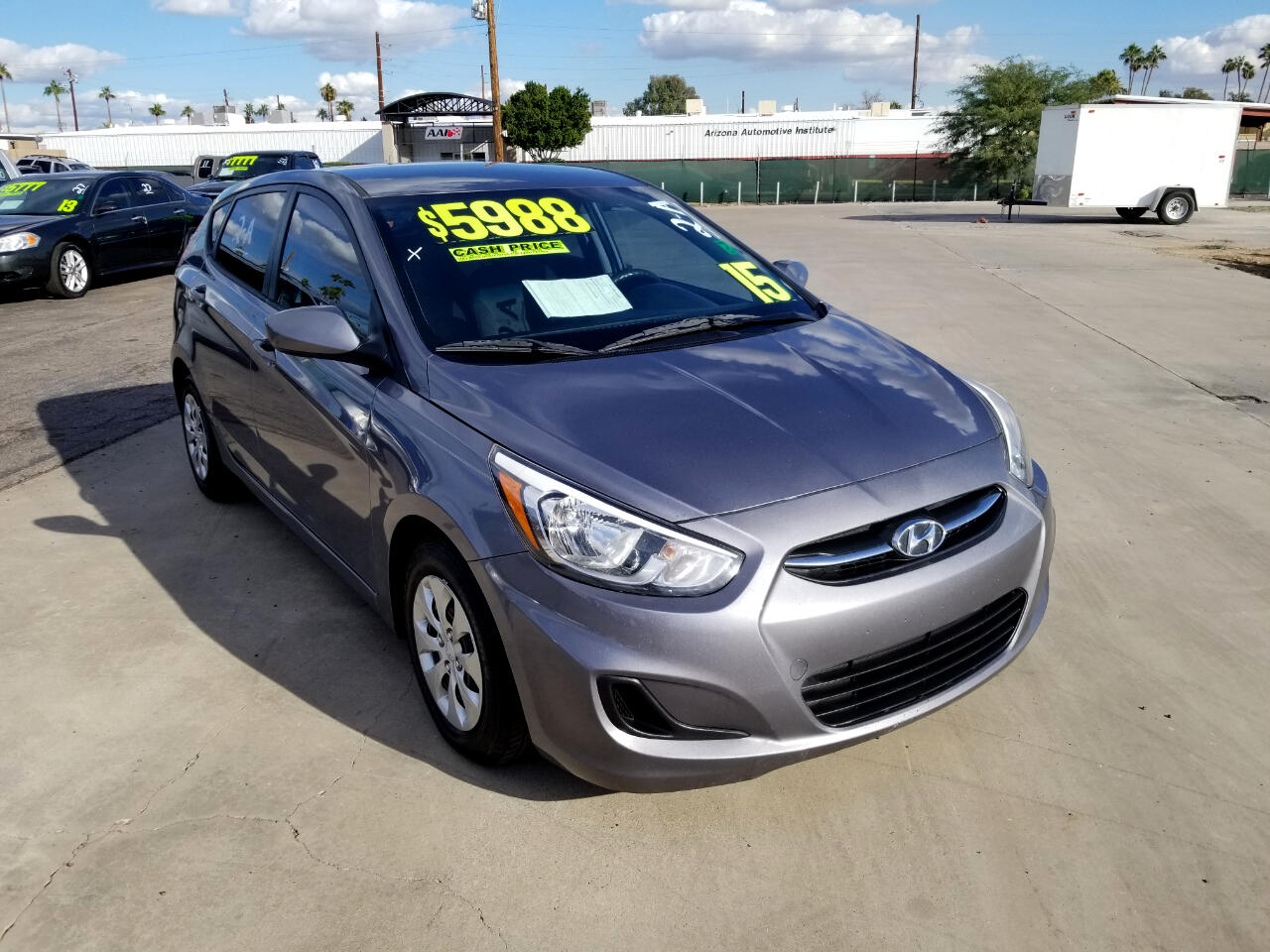 Hyundai Accent Sport 5-Door 6A 2015