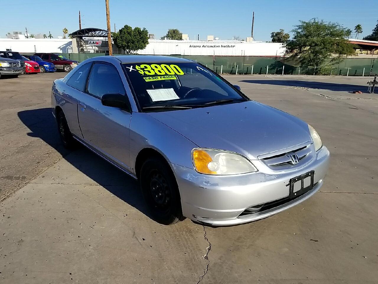 Honda Civic LX coupe 2003