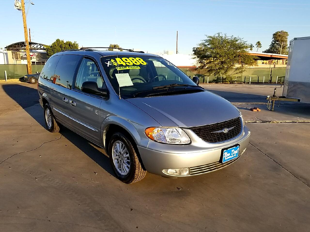 Chrysler Town & Country Touring 2004