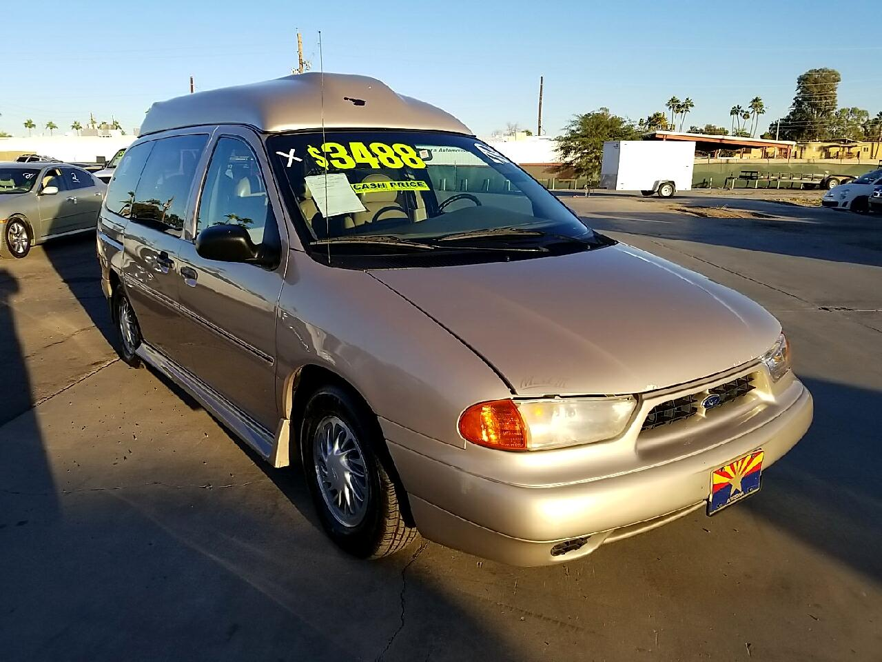 Ford Windstar Base 1998