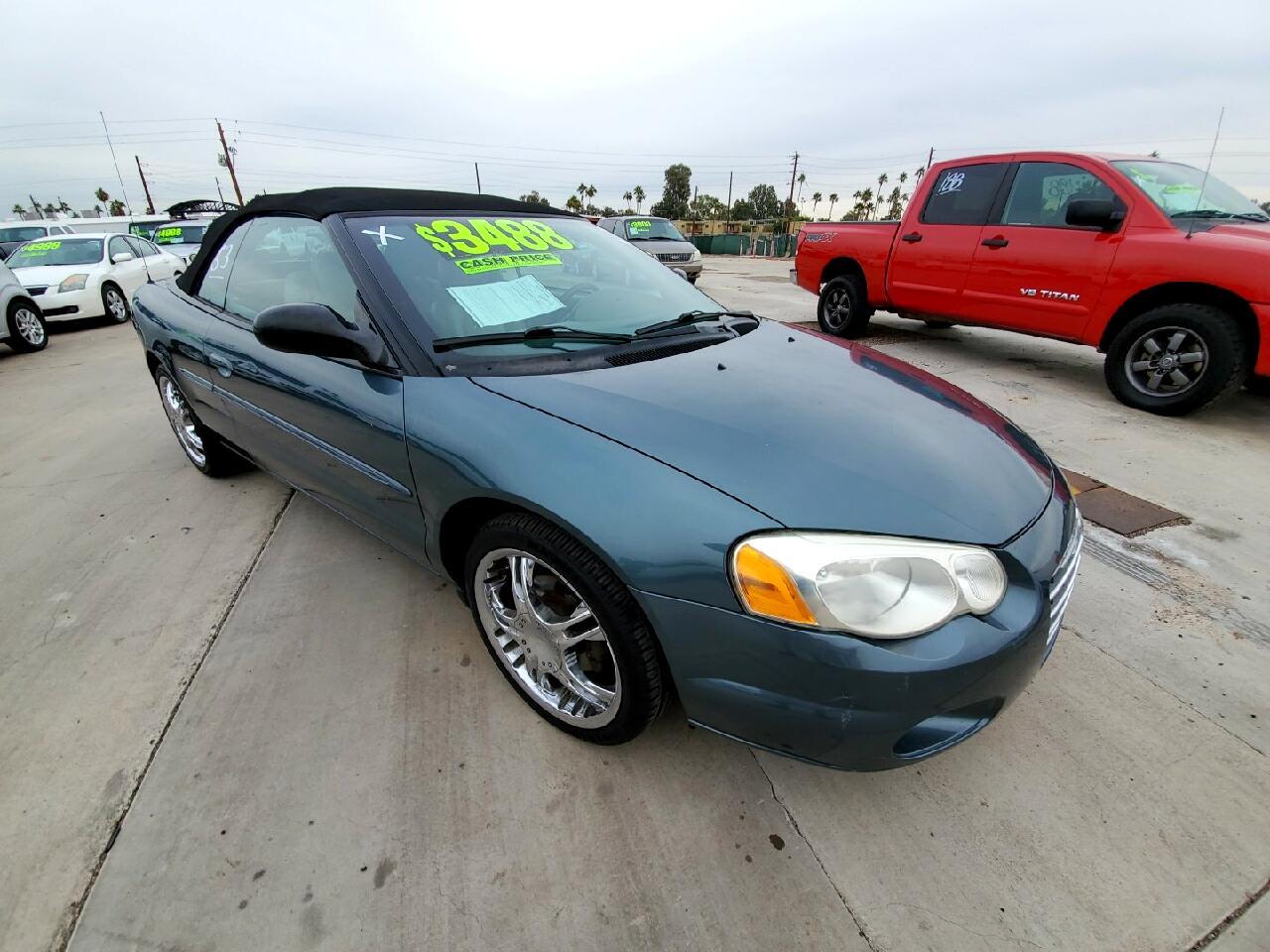 Chrysler Sebring Base 2006