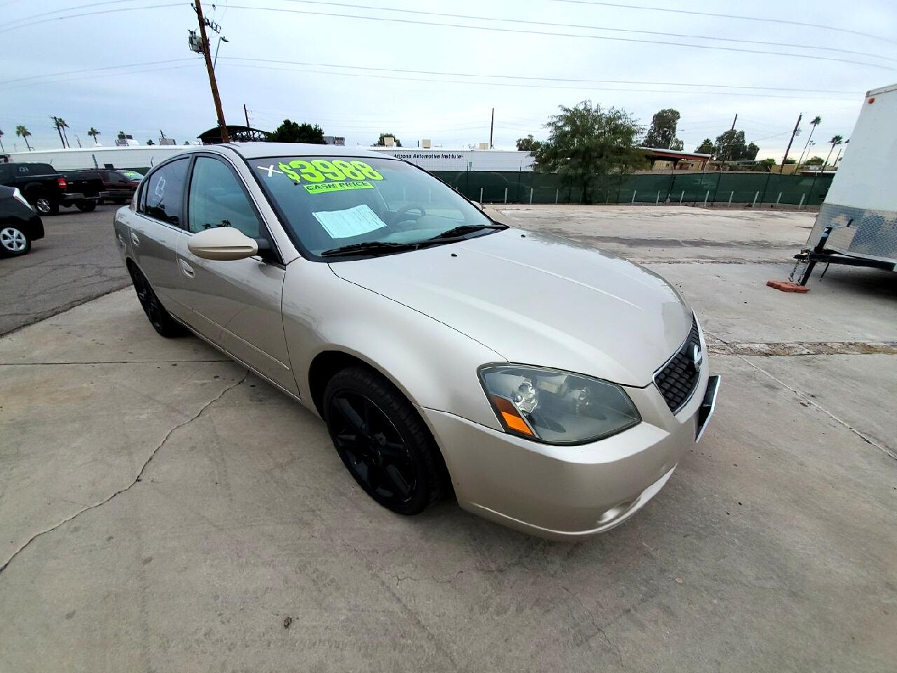 Nissan Altima Base 2006