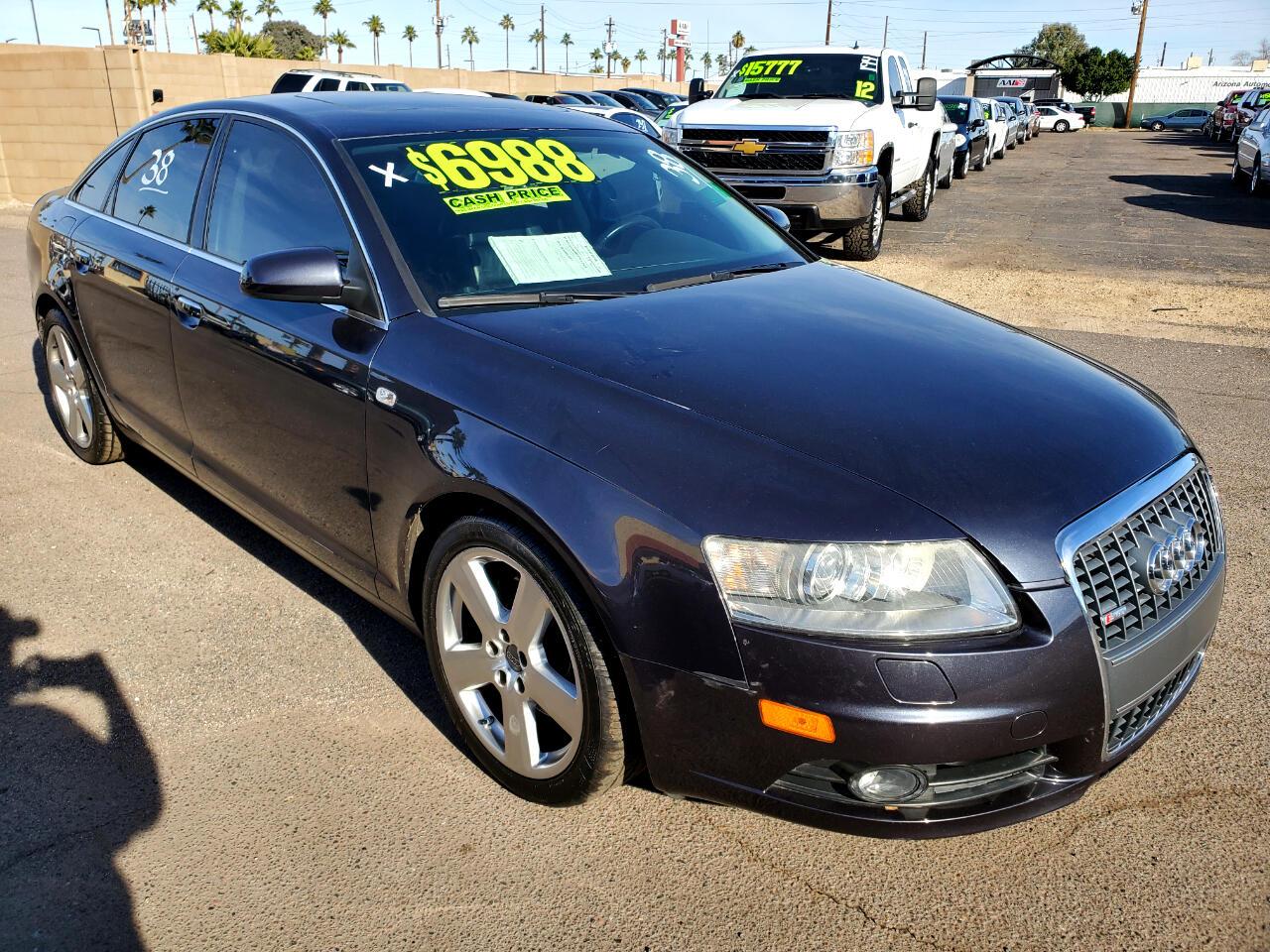 Audi A6 3.2 2007