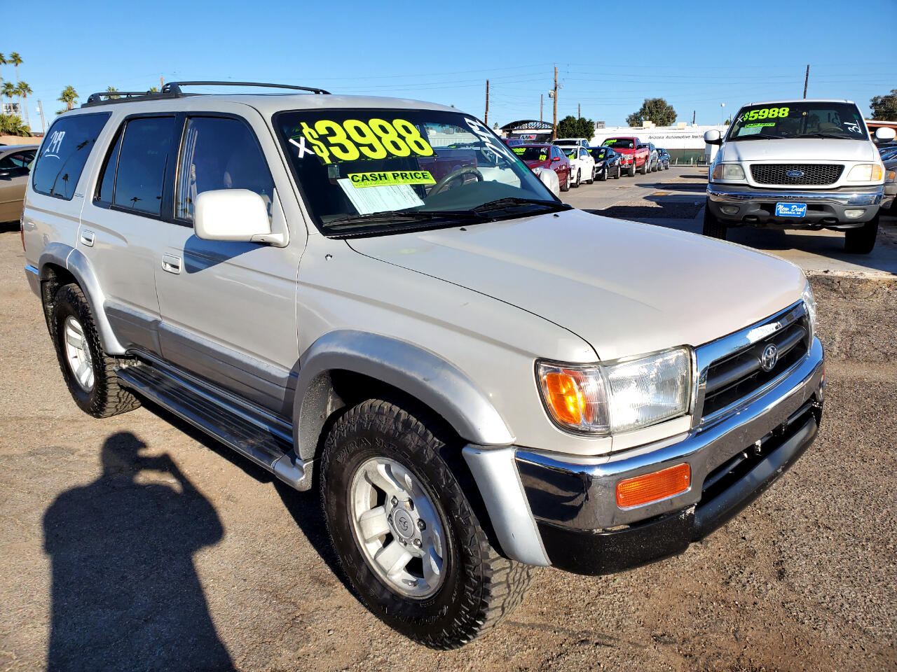 Toyota 4Runner Limited 2WD 1998