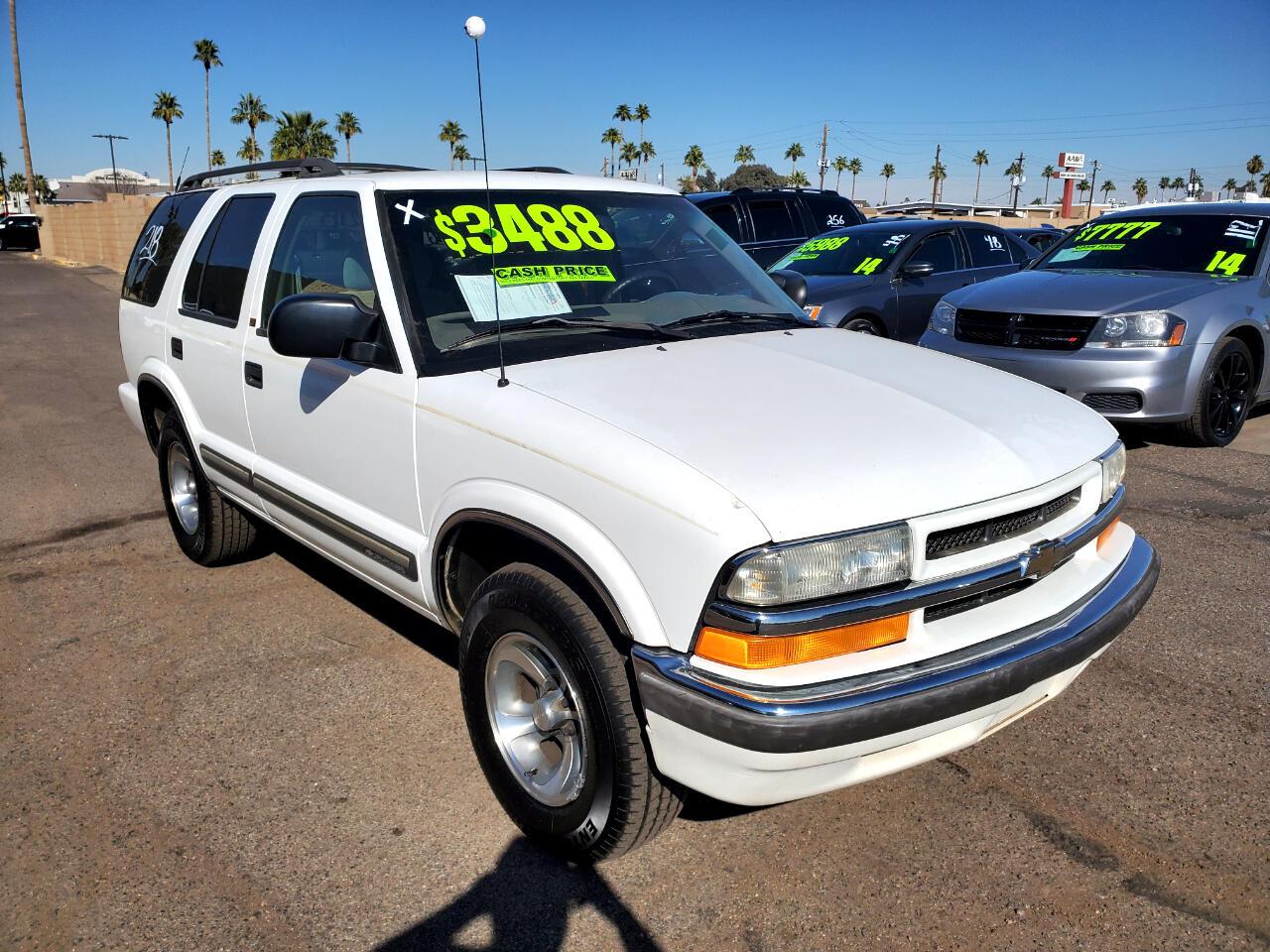 Chevrolet Blazer LS 4-Door 2WD 2001