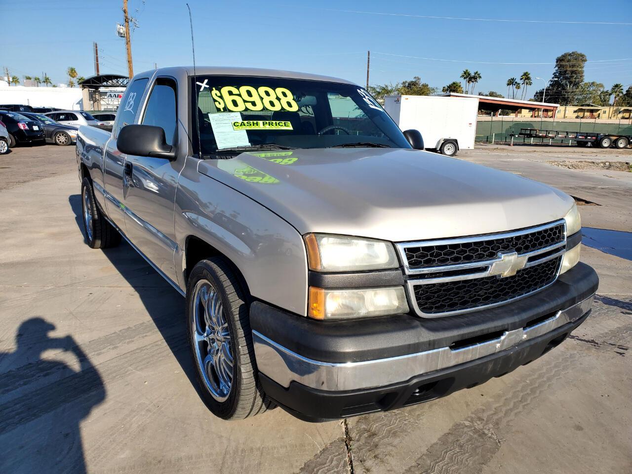 Chevrolet Silverado 1500 Classic  2007