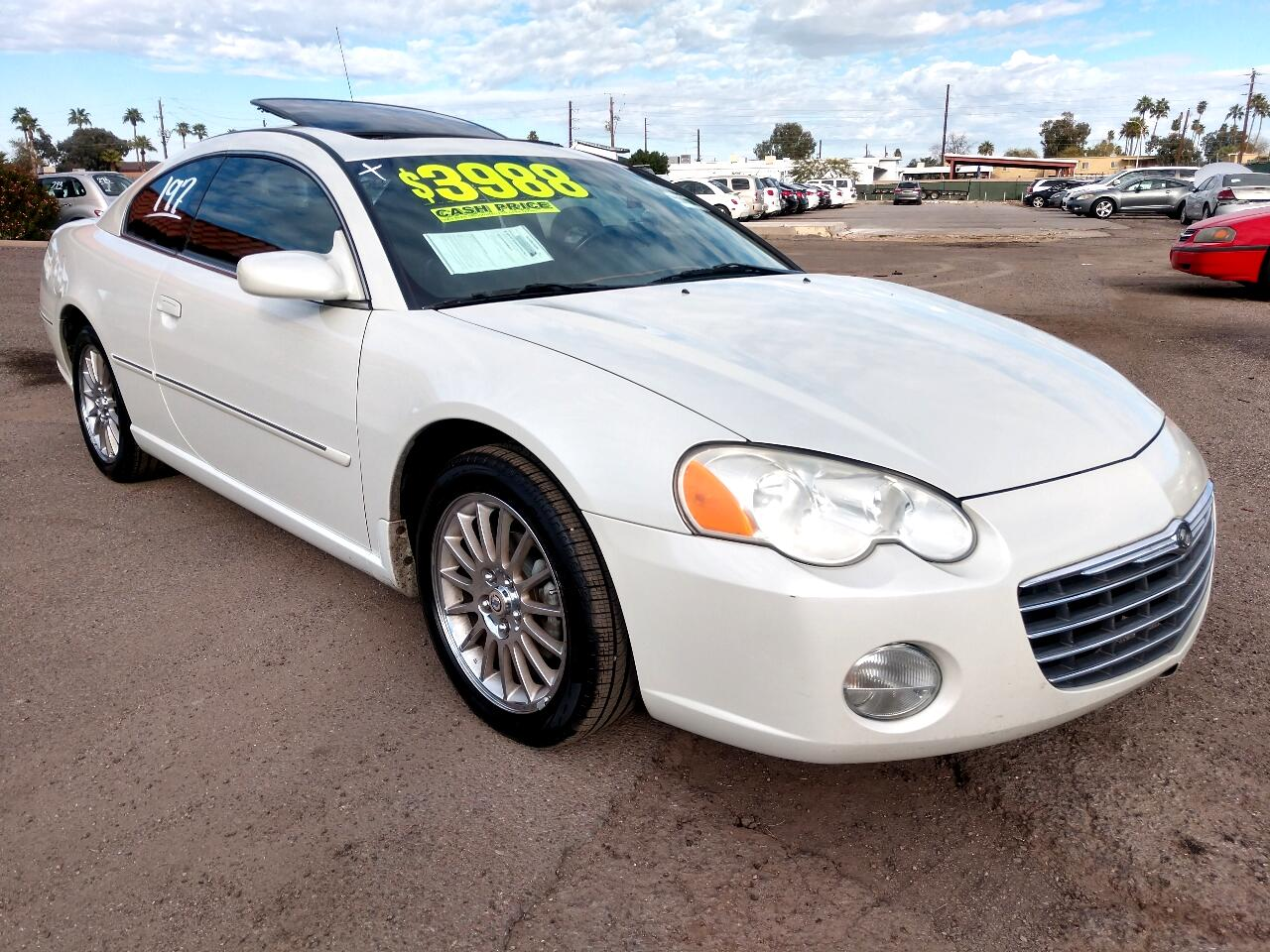 Chrysler Sebring Cpe LXi Coupe 2003