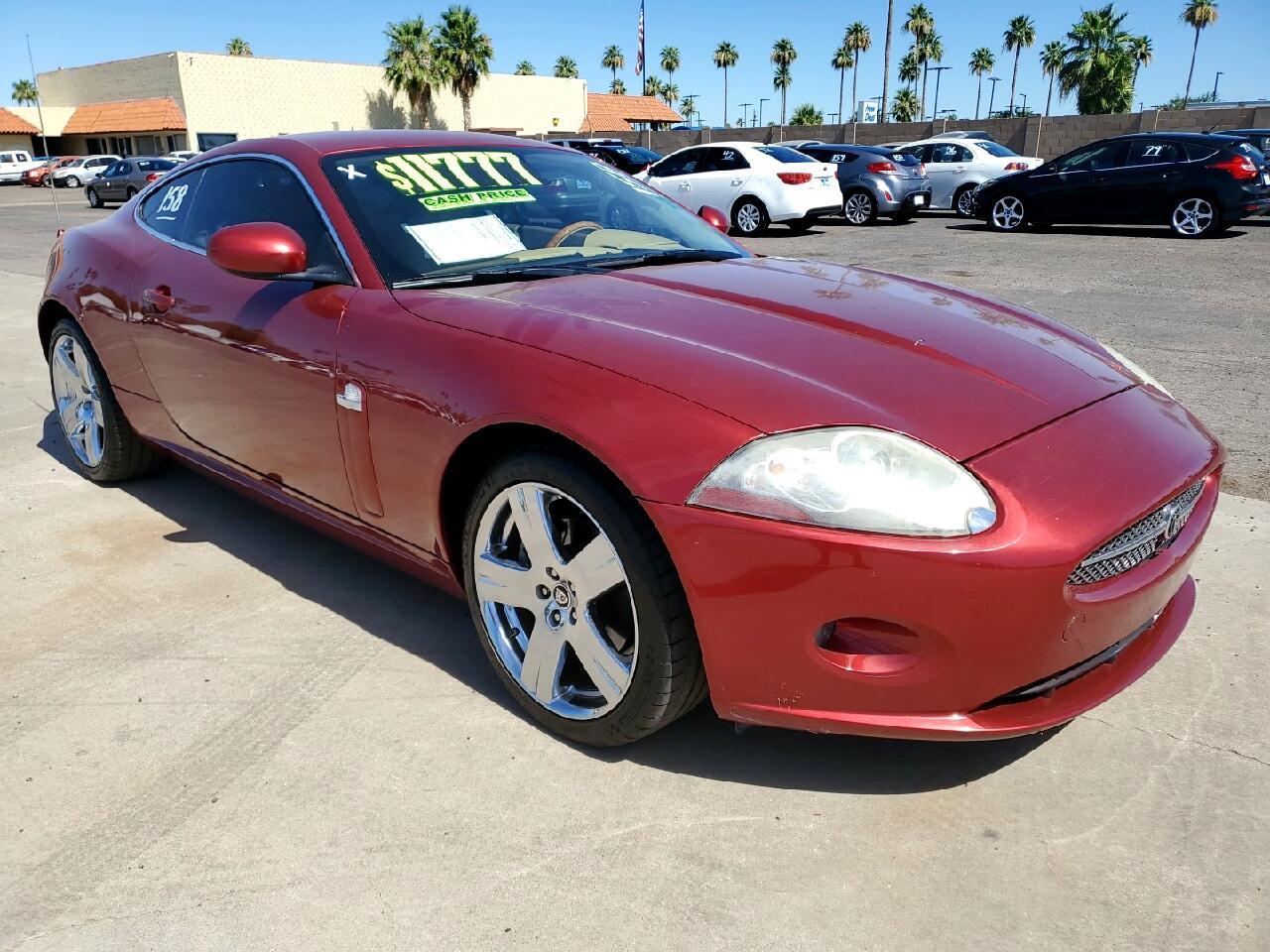 Jaguar XK-Series XK Coupe 2007