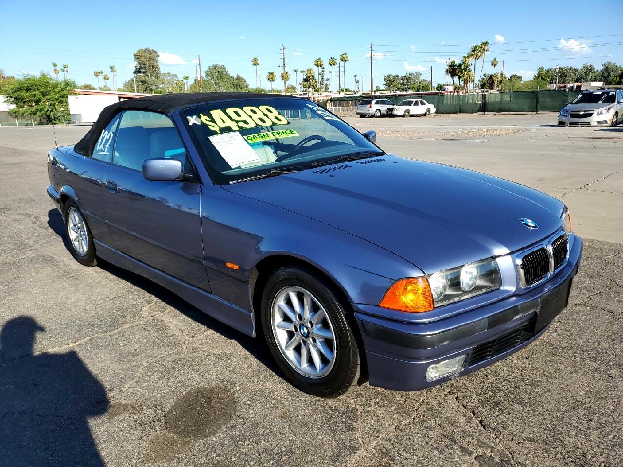 BMW 3-Series 328iC 1999