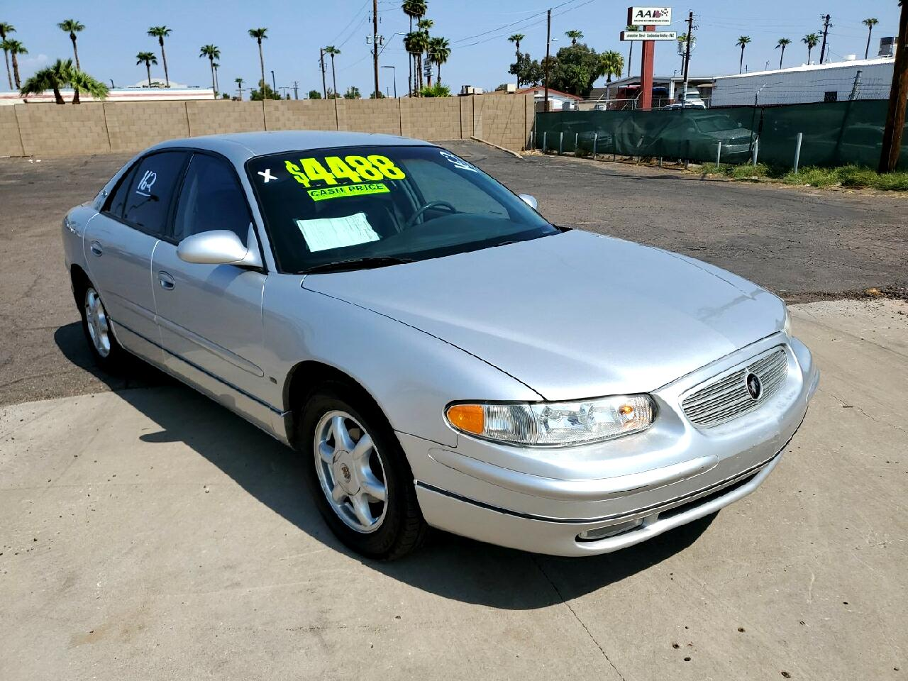 used 2002 buick regal ls for sale in phoenix az 85301 new deal pre owned autos new deal pre owned autos