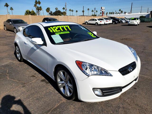 2012 Hyundai Genesis Coupe 3.8 Track RWD
