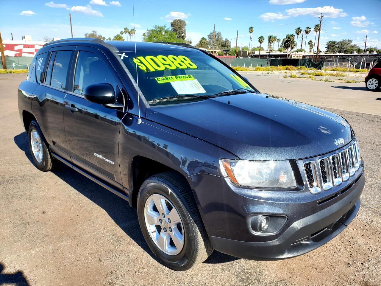 Jeep Compass FWD 4dr Sport 2014