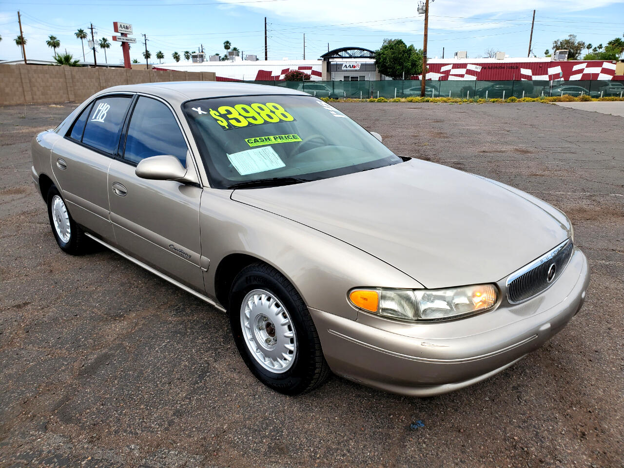 Buick Century 4dr Sdn Limited 2000